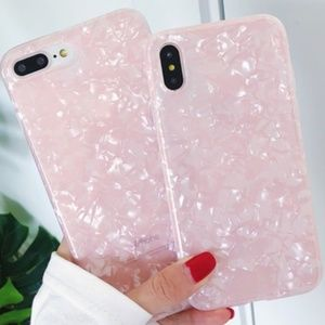Accessories - NEW iPhone X/XS/6/6S/7/8/6+/7+/8+ Conch Shell Case